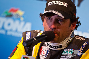Press conference: Patrick Dempsey