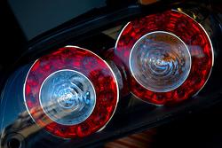 Dempsey Racing Mazda RX-8: detail