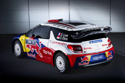Citroën DS3 WRC launch