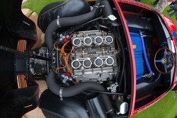 Ferrari 196 SP engine