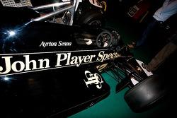Ayrton Senna's Lotus Renault
