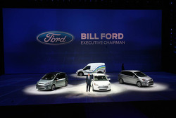 Ford voorstelling met Bill Ford Executive Chairman Ford Motor Company