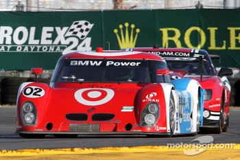 #02 Chip Ganassi Racing with Felix Sabates BMW-Riley: Scott Dixon, Dario Franchitti, Jamie McMurray, Juan Pablo Montoya