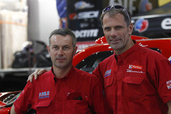Jean-Michel Polato and Christian Lavieille