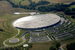 The McLaren Technology Centre