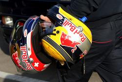 Helmets of Sebastien Buemi, Scuderia Toro Rosso
