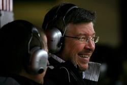 Ross Brawn, Mercedes GP, Technical Director