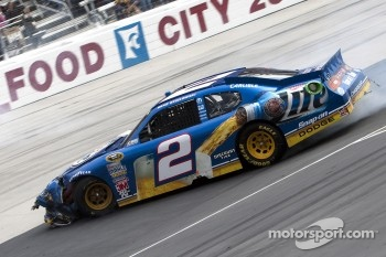 Spin for Brad Keselowski, Penske Racing Dodge
