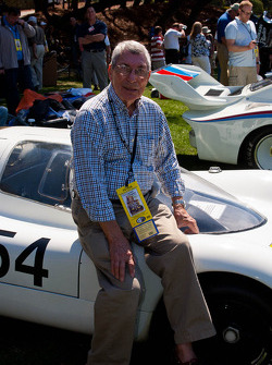 Vic Elford - #355 1968 Porsche 907LH: Collection of Fica Frio Limited