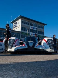 #06 Muscle Milk Aston Martin Racing AMR/Lola Coupe B08/62