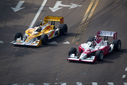 Ryan Hunter-Reay, Andretti Autosport, James Jakes, Dale Coyne Racing