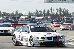 #55 BMW Motorsport BMW M3 GT: Augusto Farfus Jr., Bill Auberlen, Dirk Werner