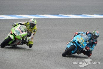 John Hopkins, Rizla Suzuki MotoGP, Loris Capirossi, Pramac Racing Team