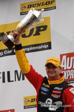 3rd place: Mat Jackson, Airwaves Racing