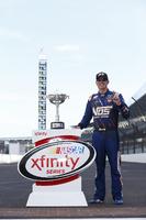 NASCAR XFINITY Foto - Race winner Kyle Busch, Joe Gibbs Racing Toyota