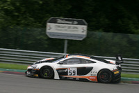 BES Foto - #59 Garage 59, McLaren 650 S GT3: Struan Moore, Alex Fontana, Andrew Watson