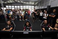 GP3 Foto - Alex Palou, Campos Racing, Nirei Fukuzumi, ART Grand Prix ed Alexander Albon, ART Grand Prix