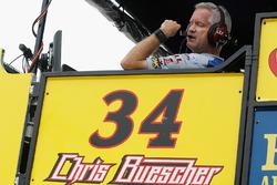 Chris Bueschers Crewchief Bob Osborne