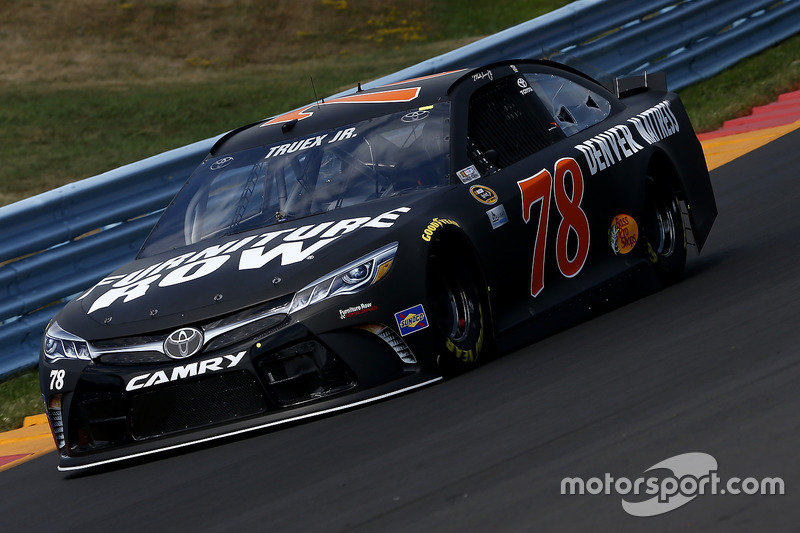 7. Martin Truex Jr., Furniture Row Racing, Toyota