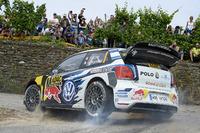 WRC Fotos - Sébastien Ogier, Julien Ingrassia, Volkswagen Polo WRC, Volkswagen Motorsport