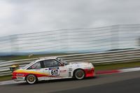 VLN Photos - Olaf Beckmann, Peter Hass, Volker Strycek, Opel Manta