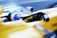 Formula 1 Foto - Jolyon Palmer, Renault Sport F1 Team RS16 lascia i box