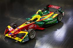 Novo desenho da Audi Team ABT Schaeffler