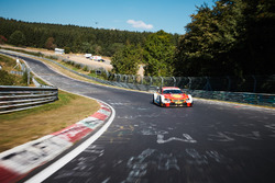 Nordschleife demo laps with DTM-car