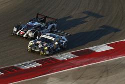 #1 Porsche Team Porsche 919 Hybrid: Timo Bernhard, Mark Webber, Brendon Hartley, #78 KCMG Porsche 911 RSR: Christian Ried, Wolf Henzler, Joël Camathias