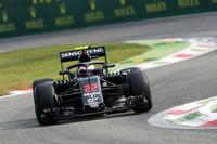Formula 1 Photos - McLaren MP4/31, Halo customisé