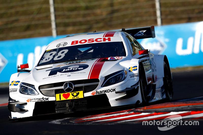 25. Felix Rosenqvist (Mercedes)