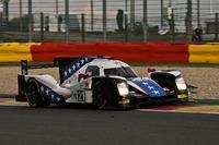 ELMS Fotos - La vuelta de cierre ganador , #21 DragonSpeed, Oreca 05-Nissan: Henrik Hedman, Nicolas Lapierre, Ben Hanley