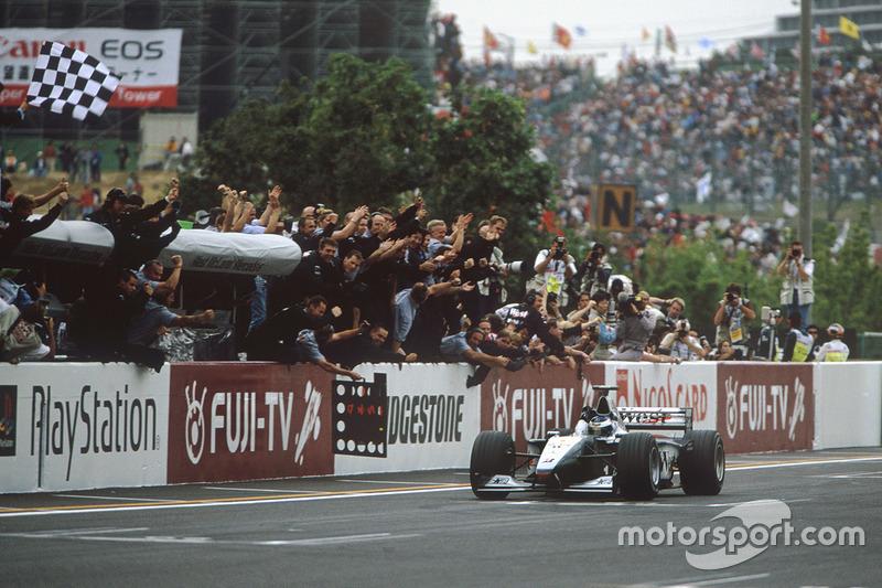 1999: Mika Häkkinen (McLaren)