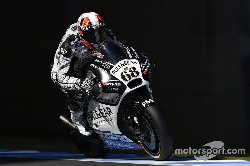 12. Yonny Hernandez, Aspar Racing Team
