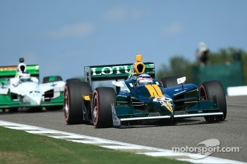 Takuma Sato, KV Racing Technology-Lotus