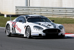 #7 Young Driver AMR Aston Martin DB9: Alex Müller, Tomas Enge