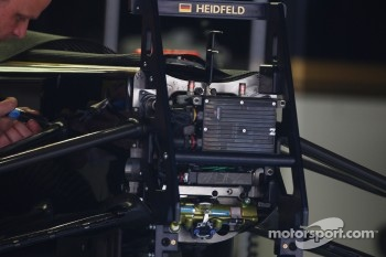 Lotus Renault GP, Technical detail