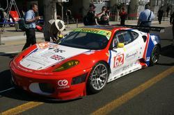 #62 CRS Racing Ferrari F430
