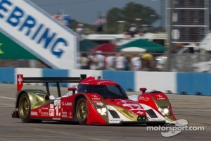 #12 Rebellion Racing Lola B10/60 Coupe Toyota