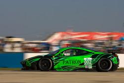 #002 Extreme Speed Motorsports Ferrari F458 Italia: Ed Brown, Guy Cosmo, Robert Bell