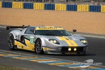 #69 Robertson Racing Ford GT-Doran: David Murry, Anthony Lazzaro, Colin Braun