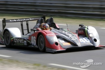 #46 TDS Racing Oreca 03-Nissan: Pierre Thiriet, Mathias Beche