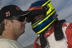 Jimmy Vasser and Christiano da Matta