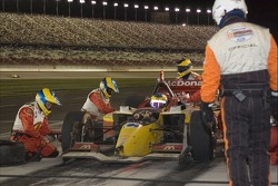 Final pitstop for Sébastien Bourdais
