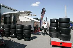 Tires preparation