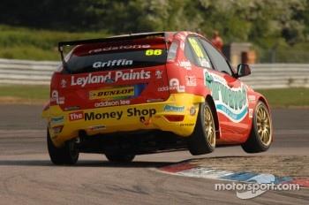Liam Griffin, Airwaves Racing