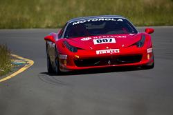 #007 Ferrari of Ontario Ferrari 458 Challenge: Robert Herjavec