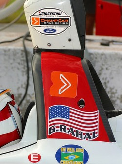 A famous name back in Champ Car racing
