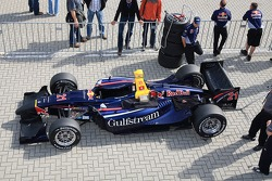 The car of Neel Jani