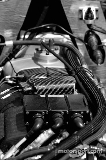 Detail of the RSPORTS car